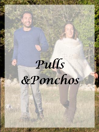 Pulls et Ponchos