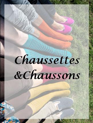 Chaussettes et Chaussons