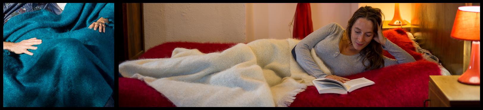 Plaid et couvertures